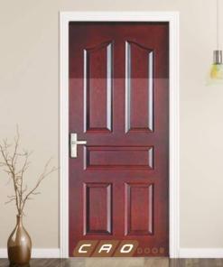 cửa gỗ công nghiệp hdf 5a-c12