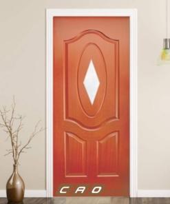 cửa gỗ công nghiệp hdf veneer 3g1-xoandao