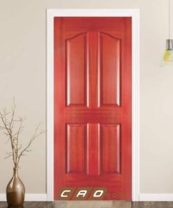 cửa gỗ công nghiệp hdf veneer 4a-camxe