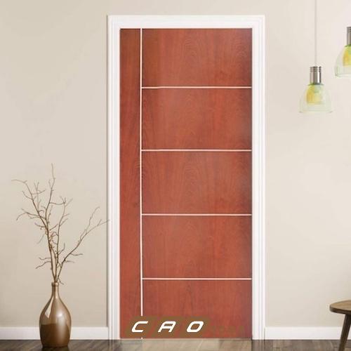 cửa gỗ công nghiệp mdf veneer p1r5