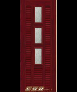 cửa nhựa đài loan ghép thanh yb-45