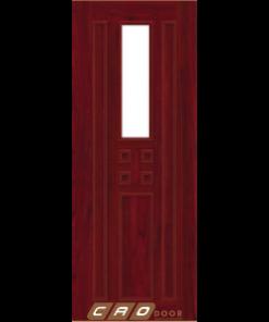 cửa nhựa đài loan ghép thanh yb-54