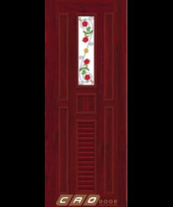 cửa nhựa đài loan ghép thanh yb-55