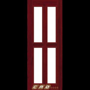 cửa nhựa đài loan ghép thanh yb-87