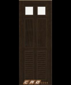 cửa nhựa đài loan ghép thanh yc-46