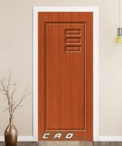 cửa nhựa gỗ composite sung yu lx-283
