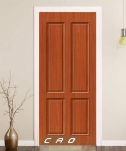 cửa nhựa gỗ composite sung yu lx-288