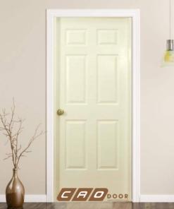 cửa gỗ công nghiệp hdf 6a-c2