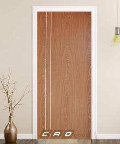 cửa gỗ công nghiệp mdf veneer p1r2a