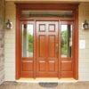 cửa gỗ tự nhiên mẫu 3