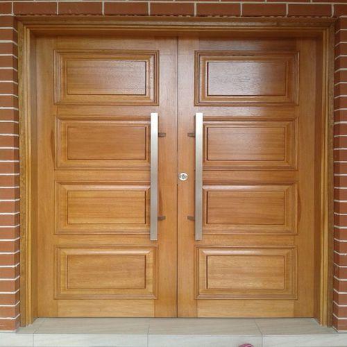 cửa gỗ tự nhiên mẫu 6