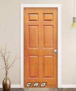 cửa gỗ công nghiệp hdf 6a-c8