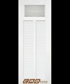 cửa nhựa đài loan ghép thanh yw-11
