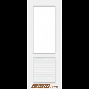 cửa nhựa đài loan ghép thanh yw-48