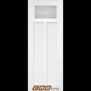 cửa nhựa đài loan ghép thanh yw-81