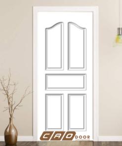 cửa nhựa gỗ composite sung yu sya-102