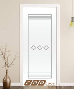 cửa nhựa gỗ composite sung yu sya-115