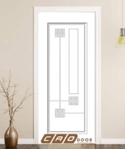 cửa nhựa gỗ composite sung yu sya-146