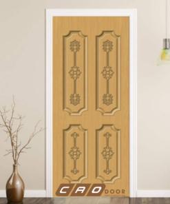 cửa nhựa gỗ composite sung yu sya-231