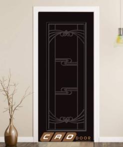 cửa nhựa gỗ composite sung yu sya-340