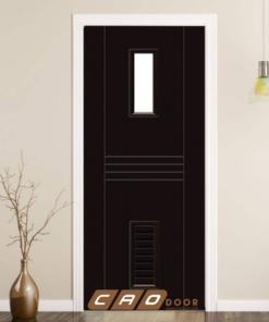 cửa nhựa gỗ composite sung yu sya-356
