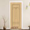 cửa nhựa gỗ composite sung yu syb-650