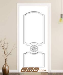 cửa nhựa gỗ composite sung yu sya-130