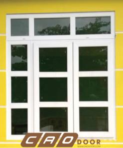 cửa nhựa lõi thép uw-03-4