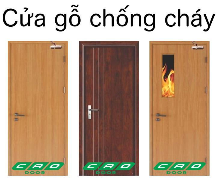 mẫu cửa gỗ chống cháy p1