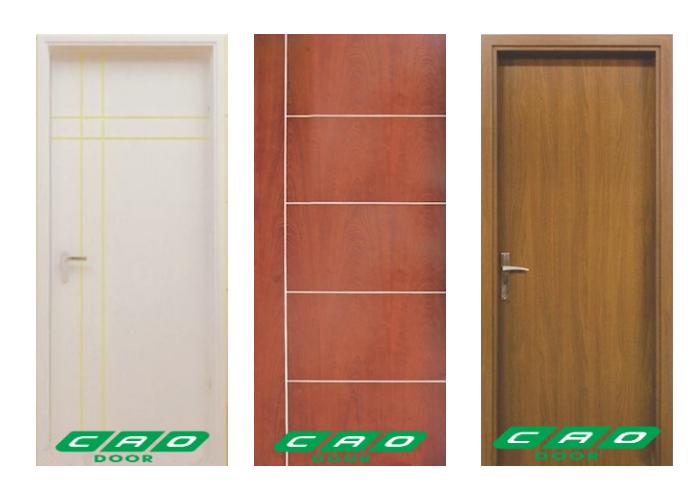 Thiết kế cửa gỗ chống cháy cao cấp