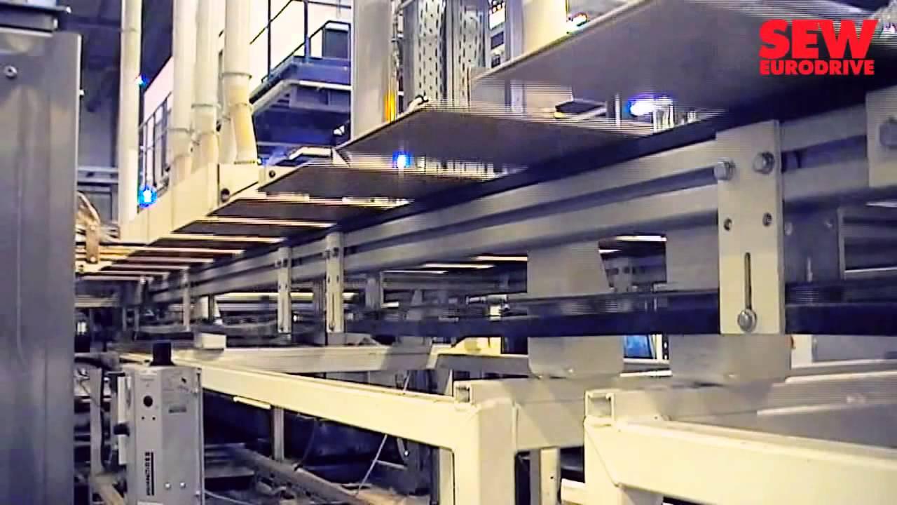 máy móc sản xuất ván gỗ công nghiệp HDF